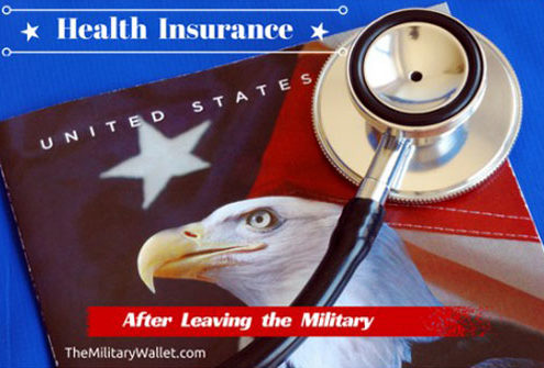Health Care Benefits After Separating from the Military