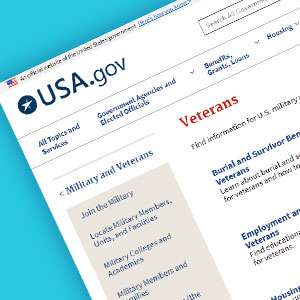 USA.gov Veterans Portal